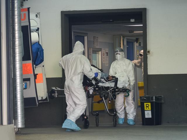 """""""Epidemia non sotto controllo"""" In Italia quasi sparito il giallo"""