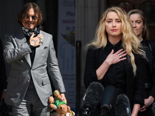 Johnny Depp e Amber Heard, è finito il processo (degli orrori)