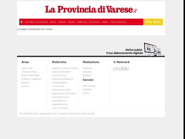Varese è sempre più Città Giardino: vincitrice del premio per il verde