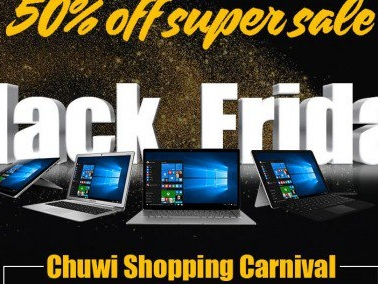 Black Friday Chuwi: CoreBook, SurBook e LapBook in offerta