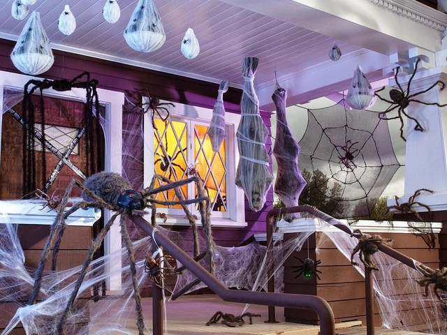 Addobbare casa per Halloween