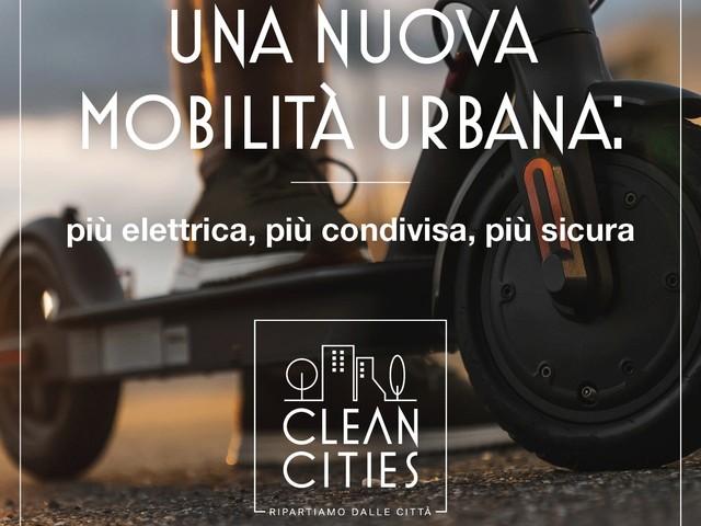 Clean Cities: un viaggio in 14 città per una mobilità più sicura, più elettrica, più condivisa