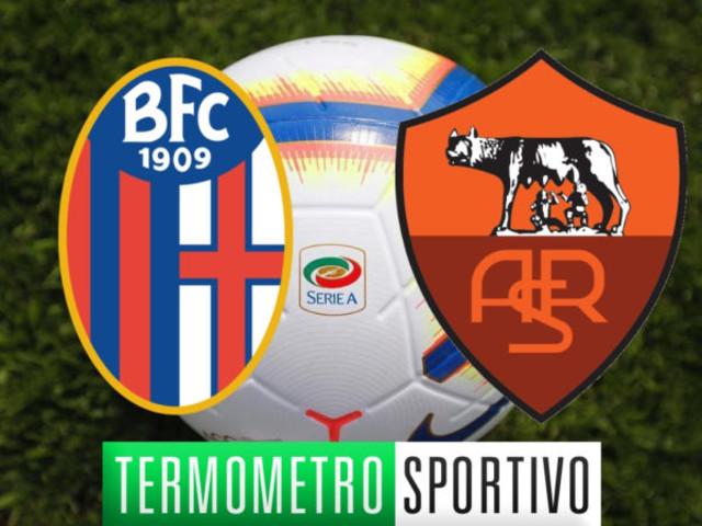 Dove vedere Bologna-Roma in diretta streaming o in TV