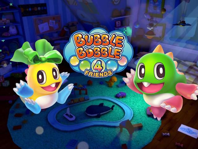 Bubble Bobble 4 Friends: Recensione, Gameplay Trailer e Screenshot