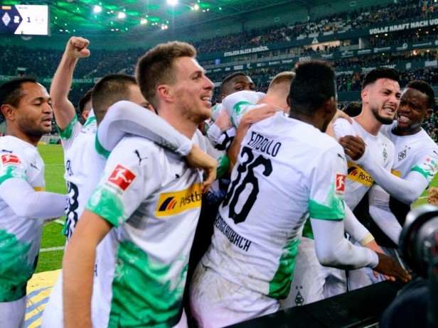 Bundesliga: 14^ giornata, i risultati delle partite del sabato