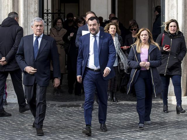"""Il centrodestra sferza Conte: """"No al Mes e stop alle tasse"""""""