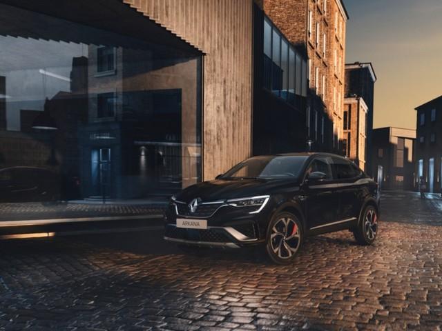 Cinque stelle Euro NCAP per Renault Arkana