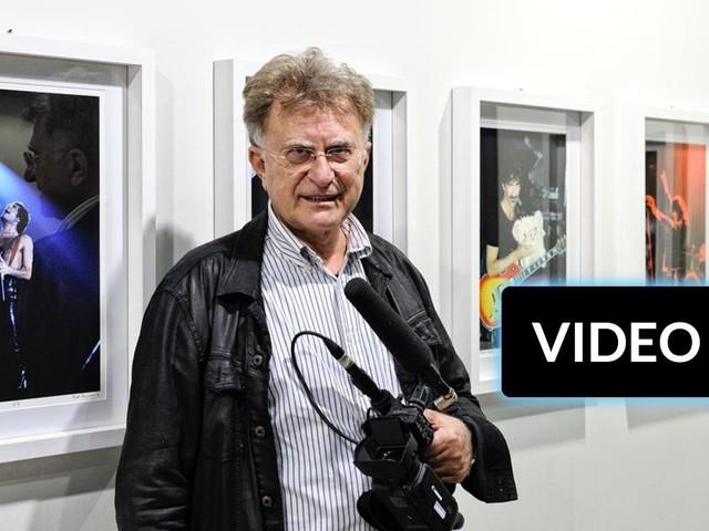 Una mostra dedicata a Red Ronnie: le mie foto alla Fiera di Arte Contemporanea a Forlì