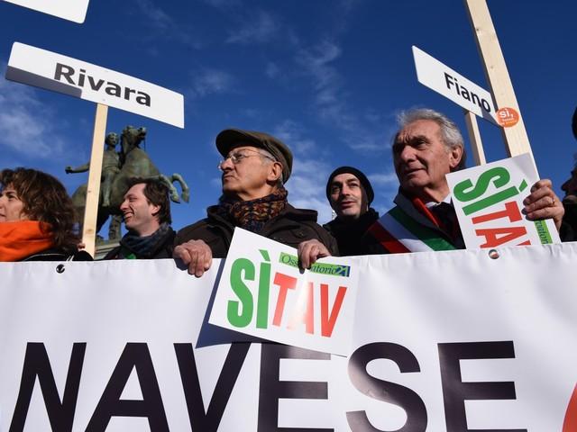 Paradosso verde: la Lega sulla Tav manifesta contro se stessa