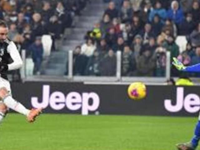 La Juventus straripa contro l'Udinese in Coppa Italia siglando quattro reti