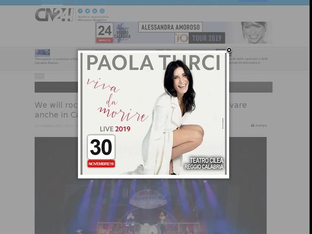 We will rock you: il musical dei Queen sta per arrivare anche in Calabria