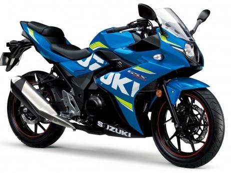 Suzuki GSX250R arriva in Italia: prezzi e caratteristiche