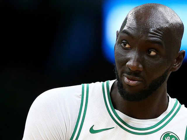 Celtics Recall Tacko Fall For Friday Night's Game In Orlando