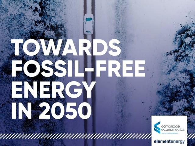 Un'Europa fossil free entro il 2050? Si può fare e conviene dal punto di vista socio-economico
