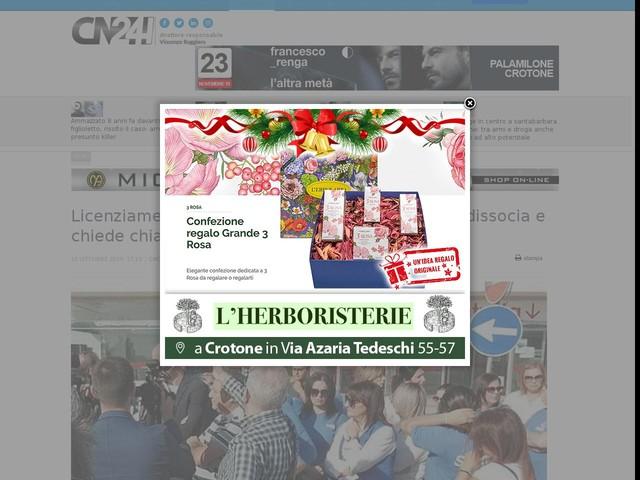 Licenziamento dipendenti Carrefour, l'azienda si dissocia e chiede chiarimenti