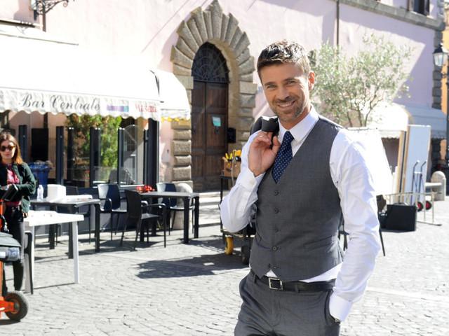 «Le tre rose di Eva», Fabio Fulco è il rivale di Roberto Farnesi