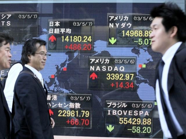 Borse asiatiche poco mosse. Positiva Tokyo