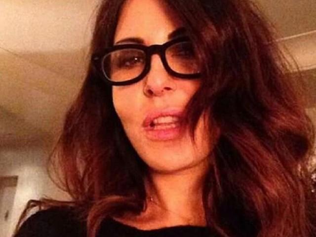 """Sabrina Ferilli, divieto di avvicinamento per lo stalker. Nelle lettere scriveva: """"I marziani…"""""""