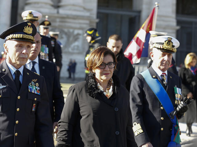 """Il generale Vincenzo Santo: """"I soldati devono fare i soldati!"""""""