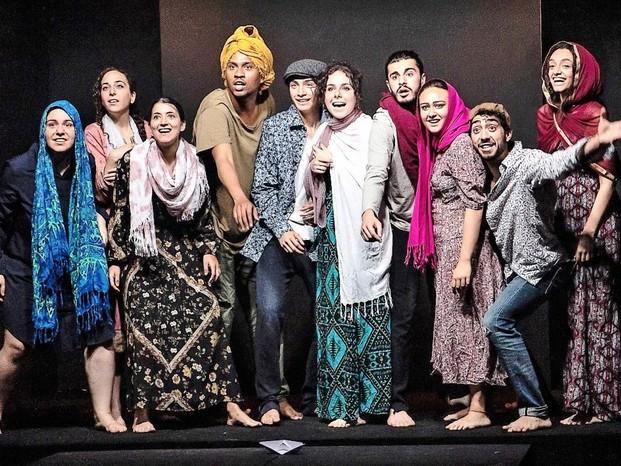 Teatro: in diretta streaming sogni e drammi dei migranti