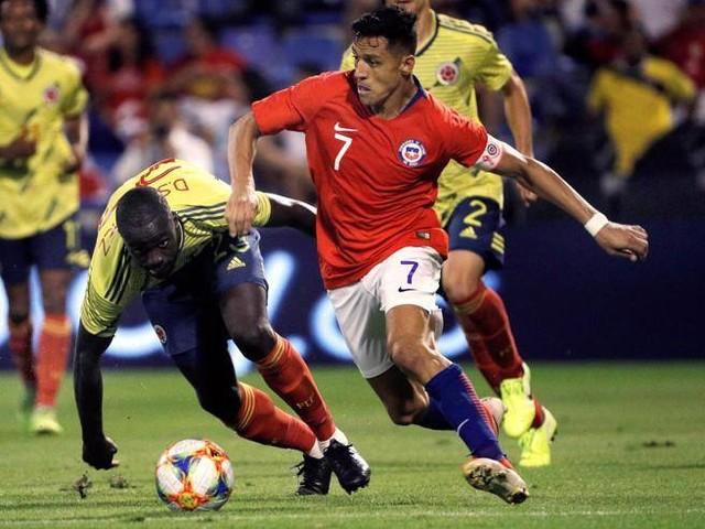 Guai per l'Inter, Sanchez si infortuna alla caviglia con la nazionale cilena