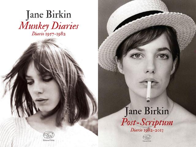 """""""Il cuore mi ha devastata"""": Jane Birkin si racconta nei suoi quaderni personali, """"Munkey Diaries"""" e """"Post Scriptum"""""""