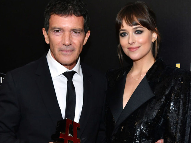 Il rapporto speciale tra Dakota Johnson e «papà» Antonio Banderas e gli altri gossip della settimana
