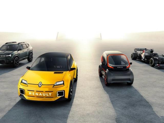 Gruppo Renault - Nel nuovo piano industriale meno investimenti e costi, 24 nuovi modelli e più utili