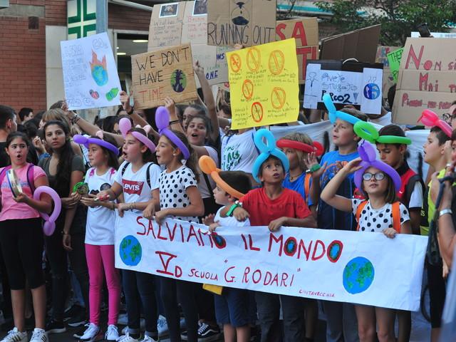 In mille in marcia per il pianeta