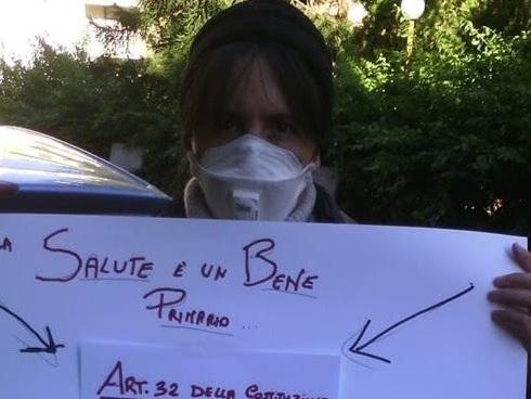 """""""Aiutatemi!"""" Elettrosensibile disperata ma ancora viva: il 5 Novembre, a Roma si manifesta anche per lei (e per tutti i malati come lei)"""