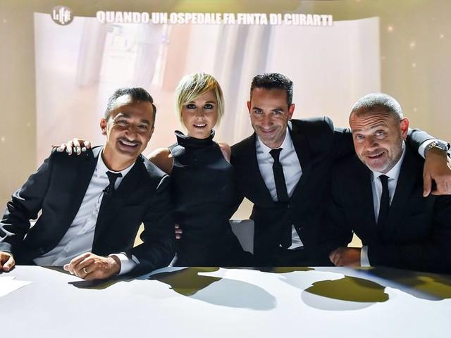 Le Iene – Terza puntata del 8 ottobre 2017 – Con Nicola Savino, Nadia Toffa, Matteo Viviani, Giulio Golia.
