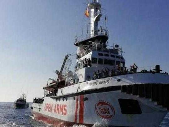 Il Tar revoca il divieto di ingresso: Open Arms si dirige verso Lampedusa