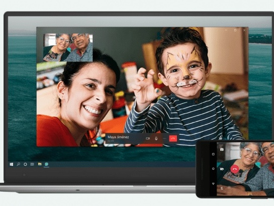 WhatsApp porta finalmente le chiamate vocali e video sul desktop