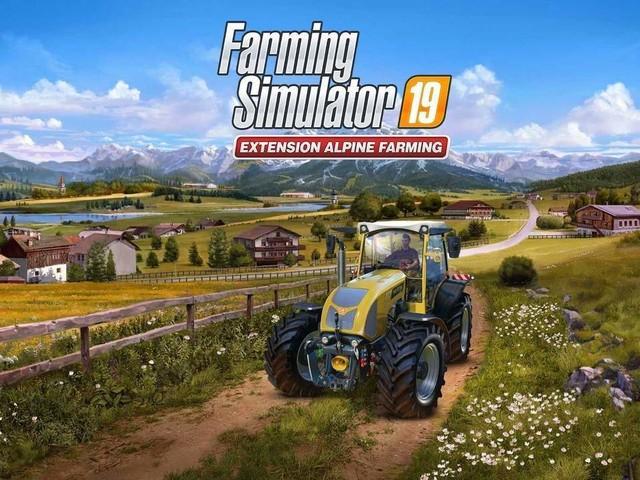 Farming Simulator 19 Premium Edition: Un primo sguardo ai contenuti dell'Espansione Alpina