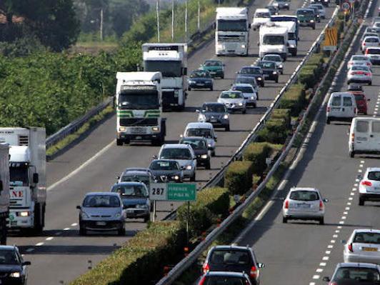 Lo sciopero del personale delle autostrade, domenica 4 e lunedì 5 agosto