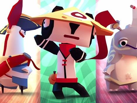 Salvate il mondo nel gioco strategico Animal Force, in uscita oggi per PS VR