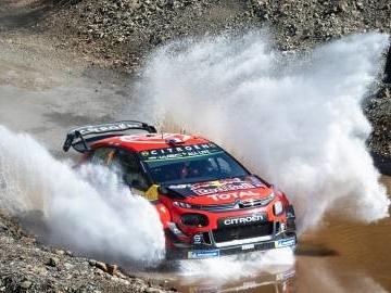 Rally di Turchia: grande vittoria per Ogier e Citroen Racing