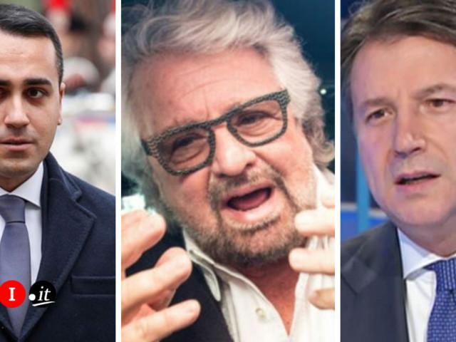 Vertice di Grillo con Conte e i big M5S per decidere il futuro del Movimento