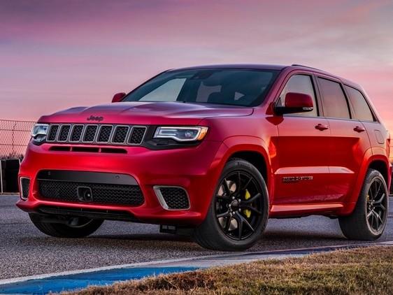 Jeep Grand Cherokee Trackhawk, il SUV più veloce di sempre