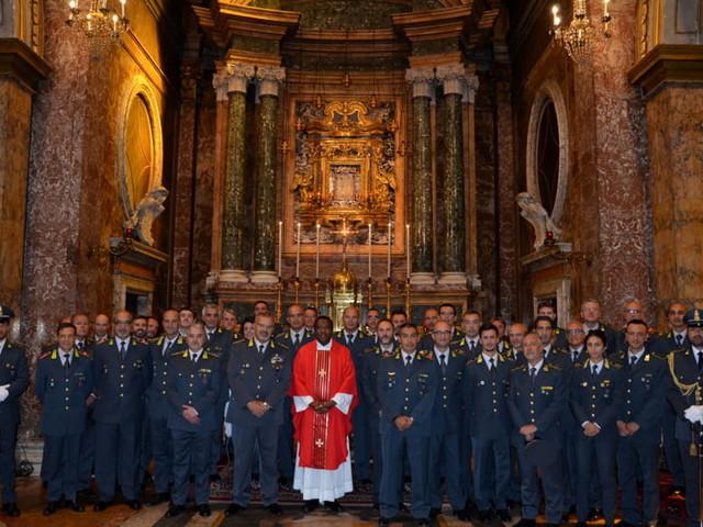 La Guardia di Finanza celebra il patrono San Matteo - FOTO