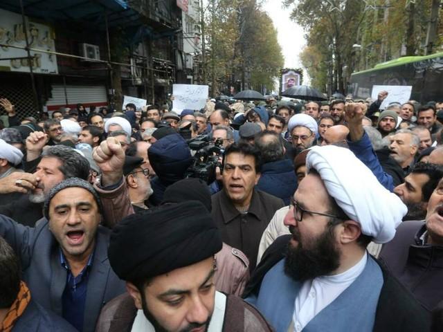 In Iran la repressione passa anche dal blocco di Internet