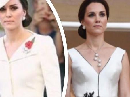 Kate Middleton incinta, ma sempre più magra: preoccupazione per la futura regina