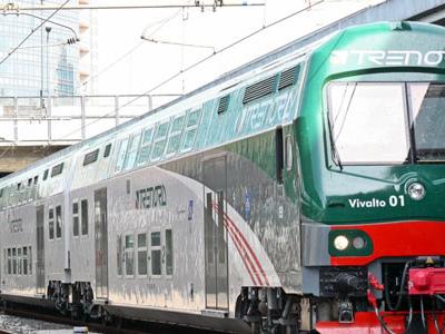 Trenord: gli impatti ambientali e sociali del treno in Lombardia pari a 1.6 miliardi di euro