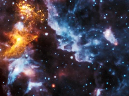 Gli astronomi hanno scoperto pianeti sconosciuti nascosti nella polvere