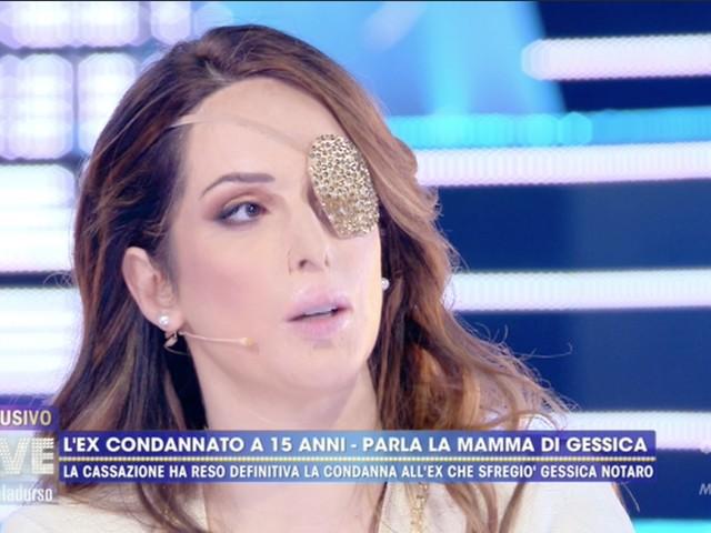 """Lo sfogo di Jessica Notaro in tv: """"Mi ridevano in faccia. Ma ora..."""""""