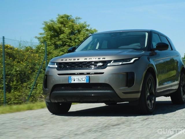 Millennials on the road - Gli allievi del Master in Marketing Auto guidano la Range Rover Evoque - VIDEO