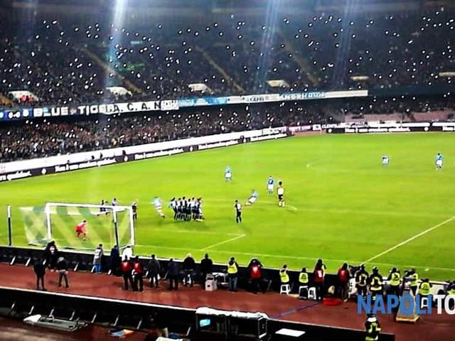 Napoli, promozioni speciali per il match di Coppa Italia contro l'Udinese