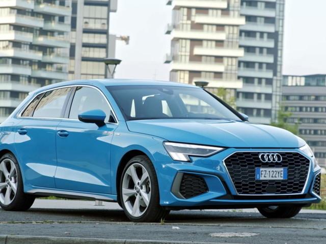 Audi A3 Sportback, nuovo assetto e guida che emoziona
