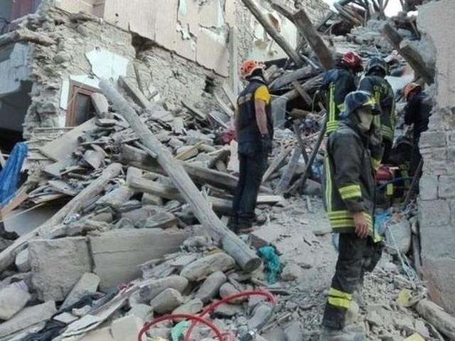 A tre anni dal sisma la ricostruzione è troppo lenta