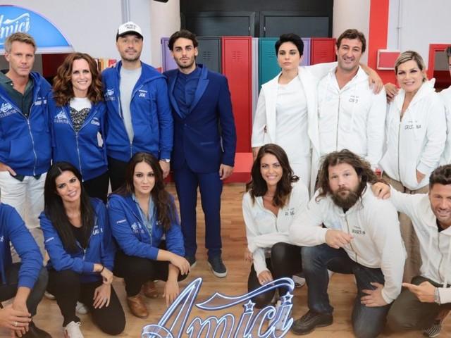 Anticipazioni Amici Celebrities del 5 ottobre: eliminati Ferrara e Raniero Monaco Di Lapio